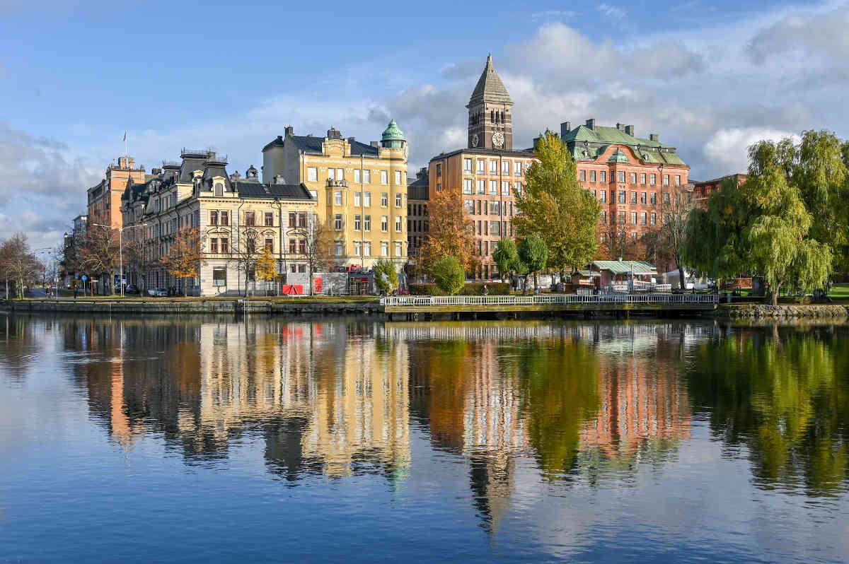 Revens grund i Norrköping